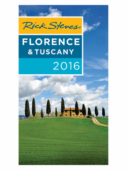 Rick Steves Florence and Tuscany 2016